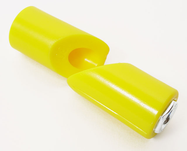 Arrow Pair of Rear Bumper Plastic Inserts