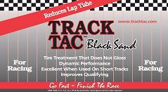 TrackTac Black Sand, Quart