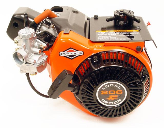 Briggs Local Option LO206 Complete Engine Kit