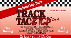 TrackTac BTGP Red, Quart