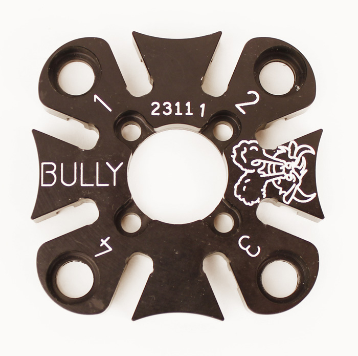 (16) Bully Clutch 4 Spring Activator Plate
