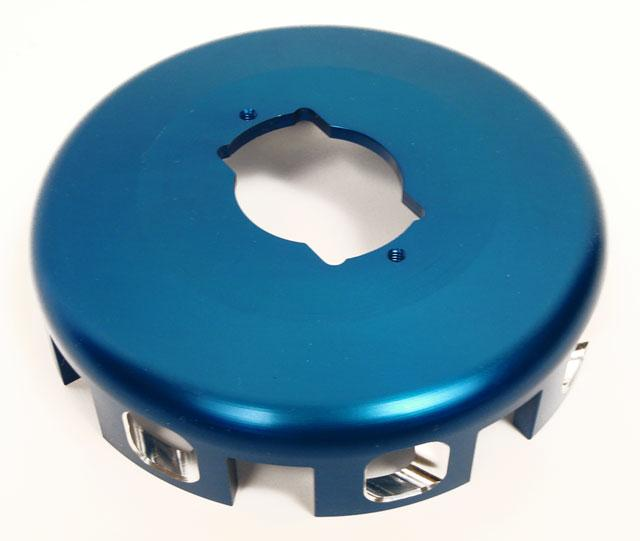 (7) 098-210 Bully One Disc Standard Aluminum Drum