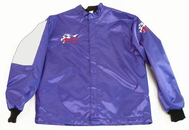 Close Out! - Burris New Style Nylon Racing Jacket