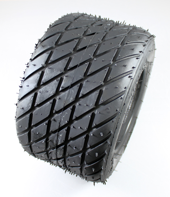 Burris 550x6 Grooved Tire