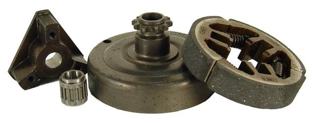 C-51 Complete Clutch with Drum