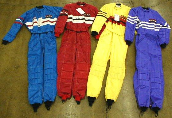 Comet Nylon Karting Suit