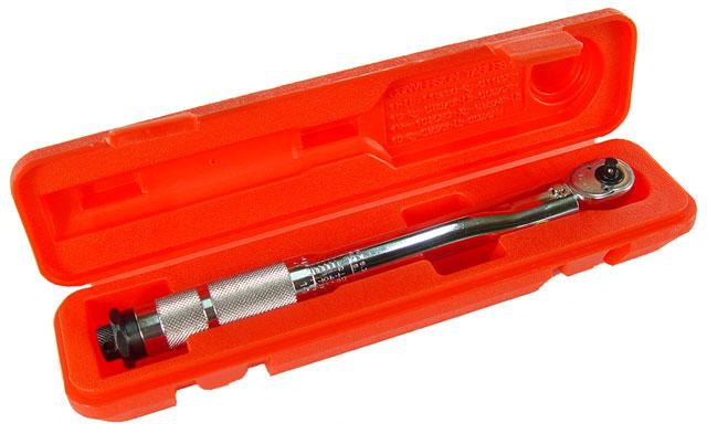 "Torque Wrench 1/4"" Drive"