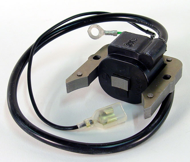 2. Yamaha Ignition Coil with Plug Wire