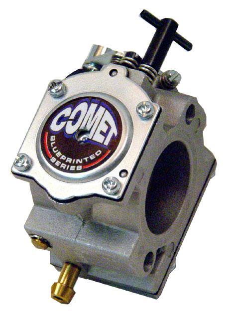 WB3A Walbro Comet Blueprinted Can Carburetor with Flex T