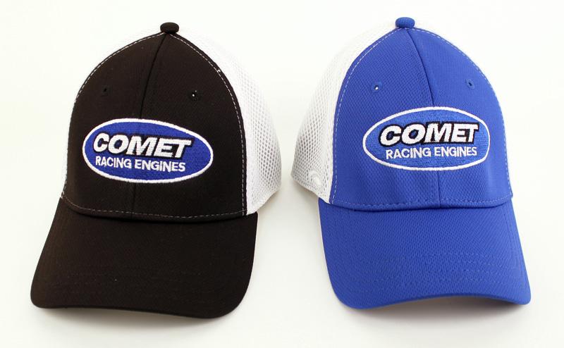 Comet Racing Engines Mesh Trucker Hat