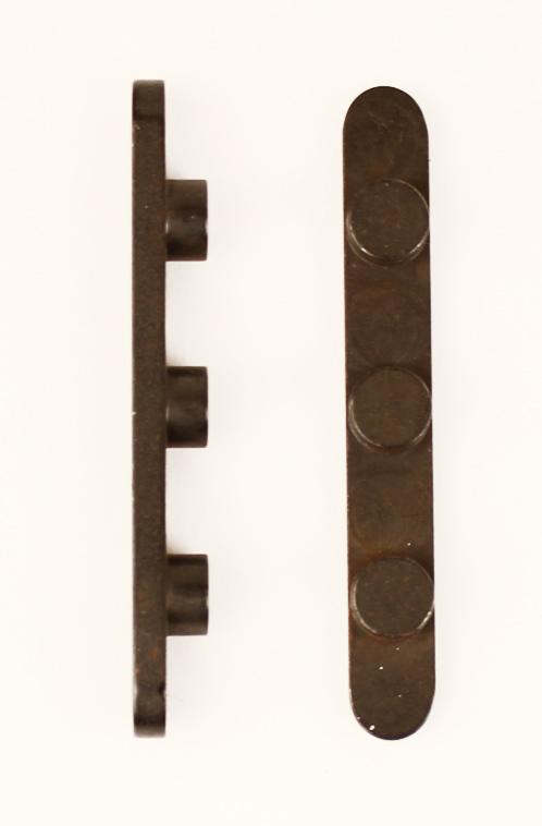 CRG Three Peg Key 60mm Long, Pegs are 34mm on Center x 7.5mm Diameter