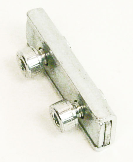 Flat Steel Cable Clamp, Cable Stop