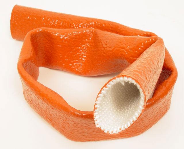 Orange Header Wrap Sleeve for TaG