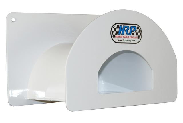 Air Hose Rack with Cubby Hole