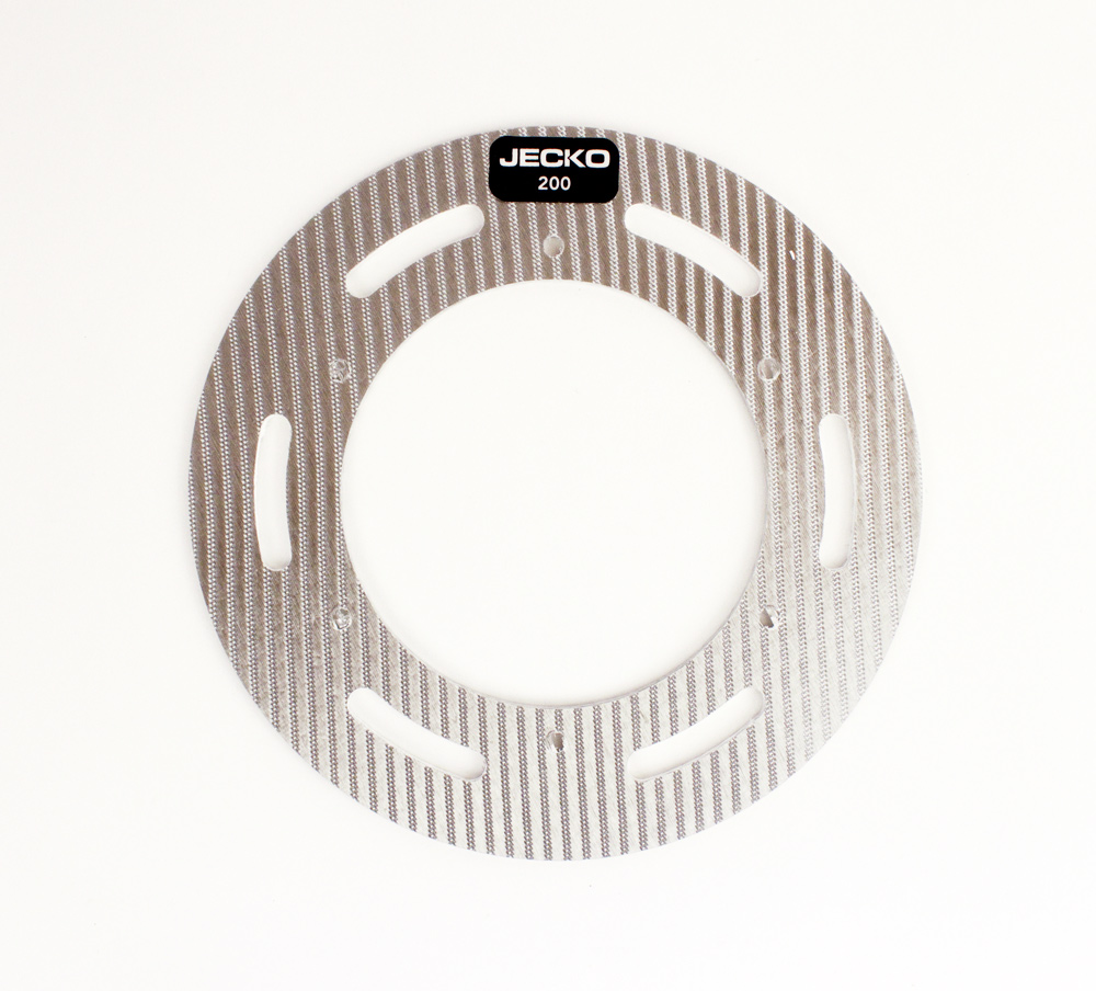 New! Jecko Composite Sprocket Protection Guard
