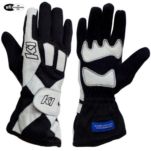 Close Out! K1 Racegear Pro X Racing Nomex Gloves
