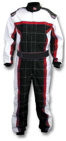 K1 Two Tone Nylon Racing Suit