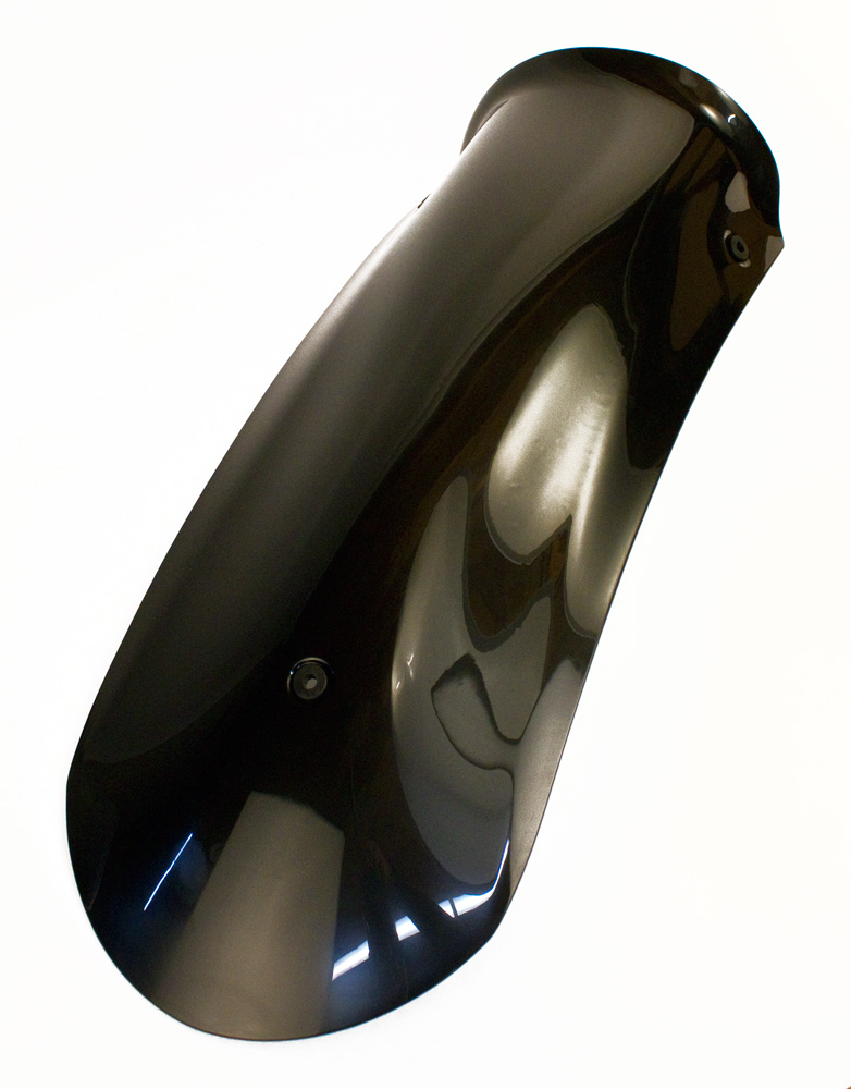 New! KG 507 Driver Panel, Wide for Improved Aerodynamics, Black