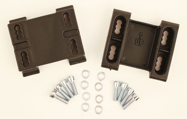 KG Adult Nose Mount Plate Hardware Kit