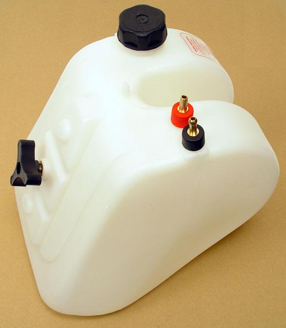 KG 9.5 Liter Plastic Fuel Tank