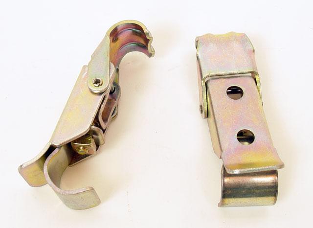 KG CIK Metal Nose Clamp Pair