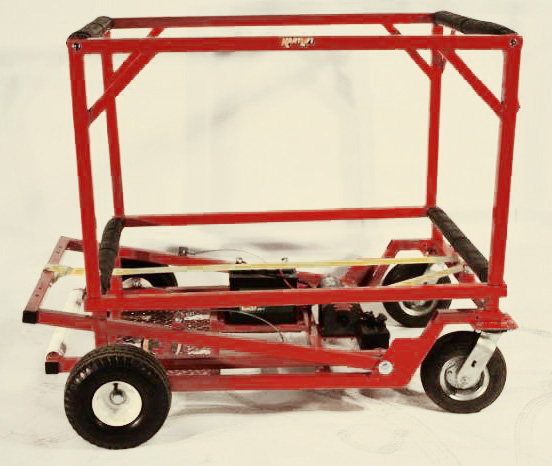 KartLift Winchlift Stacker