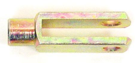 Long Metric Pedal Clevis