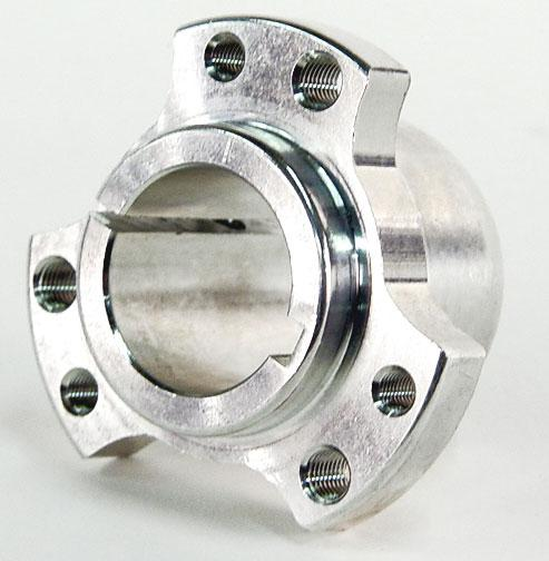 """1 1/4"""" Lightweight Rear Wheel Hub, US Pattern"""