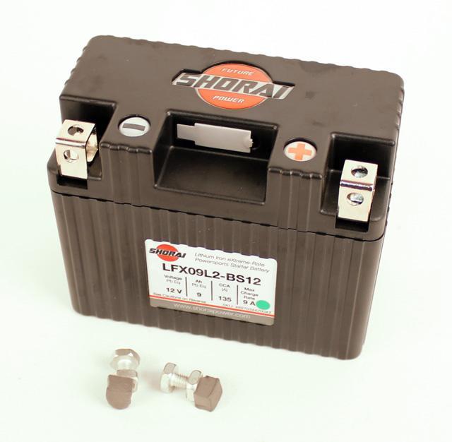 Shorai 12v Lithium Ion TaG Battery