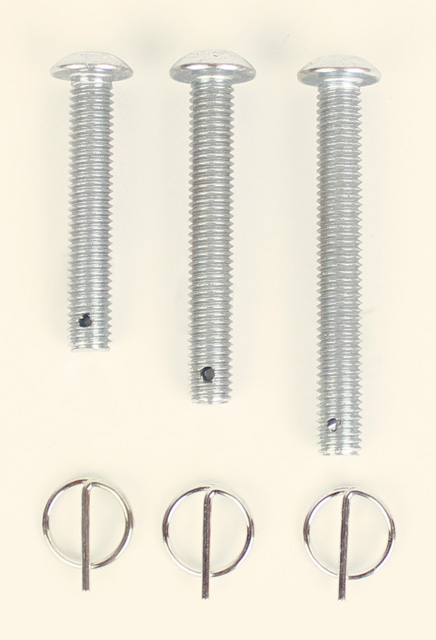 5mm Drilled Button Head Bolt