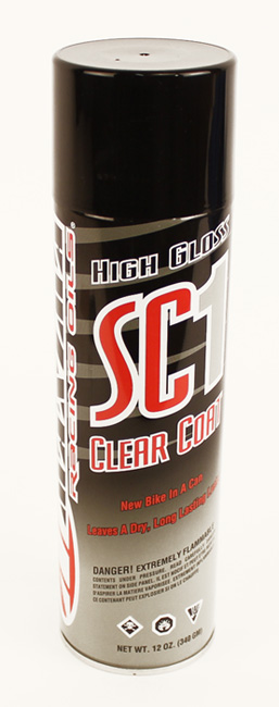 Maxima SC1 High Gloss Clear Coat Cleaner