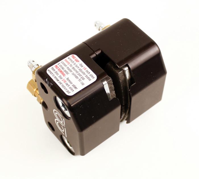 MCP Mini Lite Brake Caliper, Black