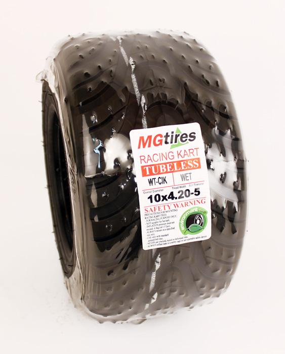 MG Rain Tire 10x4.20-5 WT