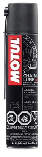 "Motul ""Road"" Chain Lube Spray"