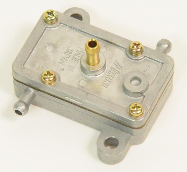 Mikuni LP-425 Fuel Pump, Rectangle, Single Pump