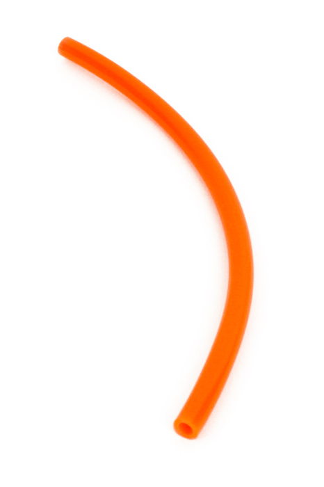 "Orange Heavy Duty Fuel Line 1/4"" ID"