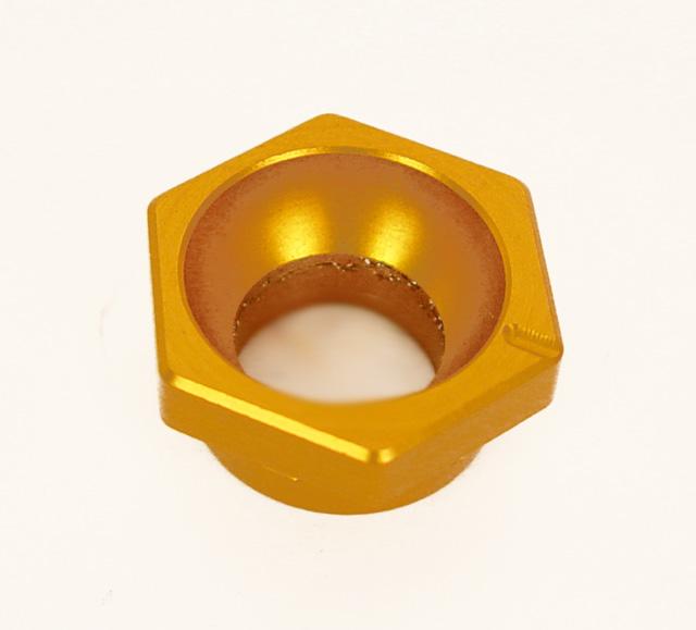 Arrow orange aluminum adjuster pill minimum offset 10mm arrow