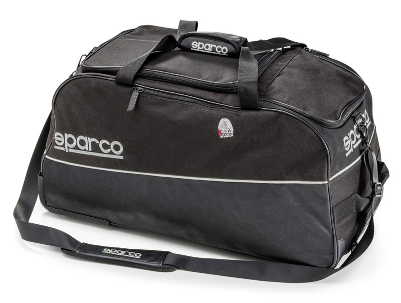 Sparco Planet Safety Gear Rolling Bag