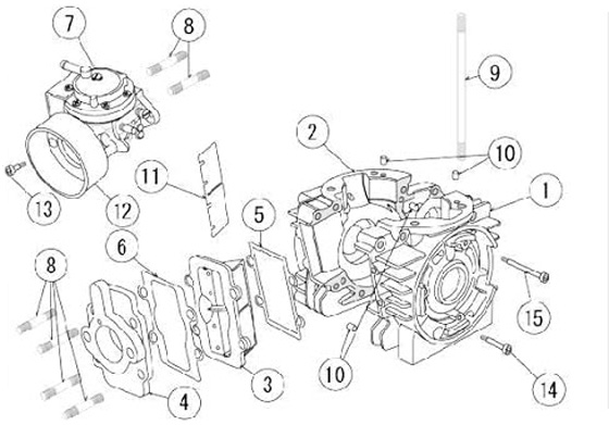 Coolster 125 Atv Wiring Diagram Com