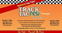TrackTac PRW Orange, Quart