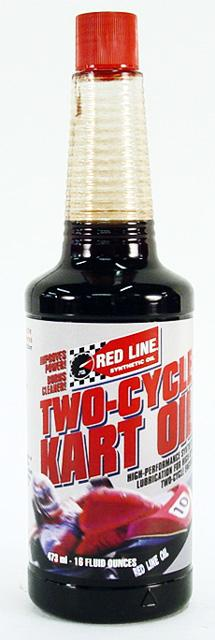 Red Line Two Cycle Oil, Case