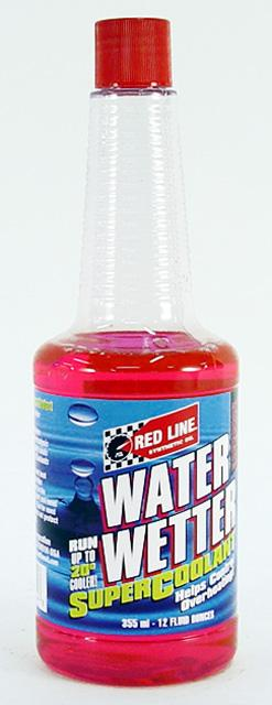 Red Line Water Wetter, Case