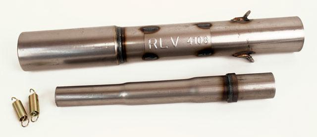 5447SK8 RLV World Formula Muffler Kit