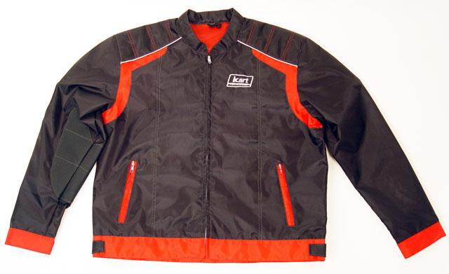 RW600 Kart Racewear Childs Karting Jacket