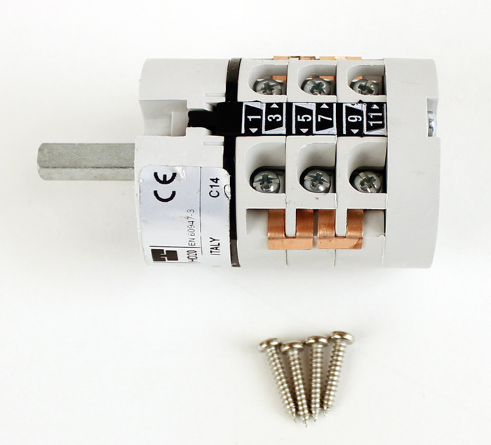 Semel 0010 Replacement Foot Switch
