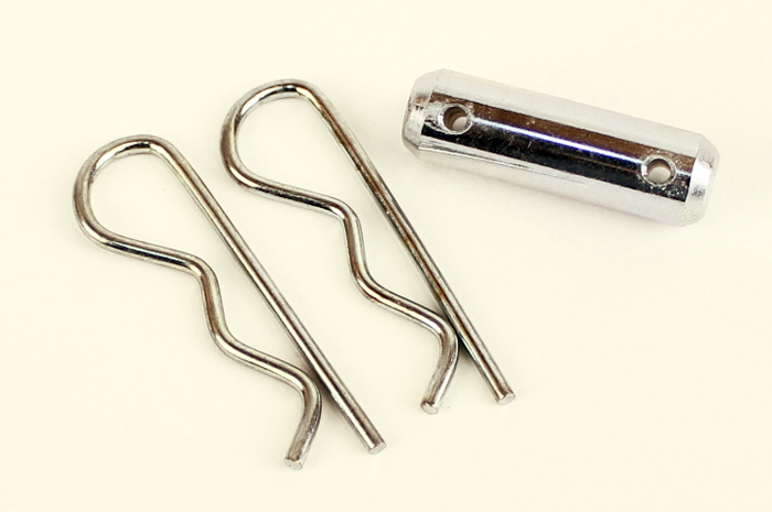 Semel 0081 Replacement Steel Pin and R Clips