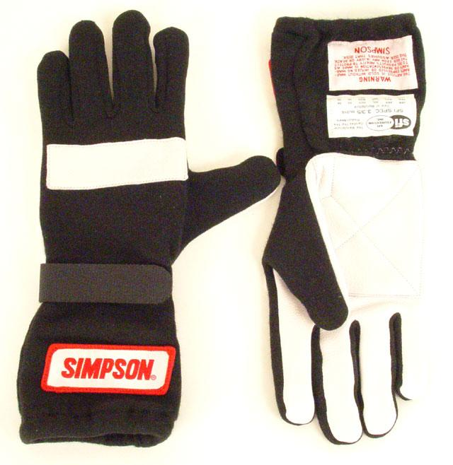 Simpson Posigrip Two Layer Nomex Gloves (Close Out)