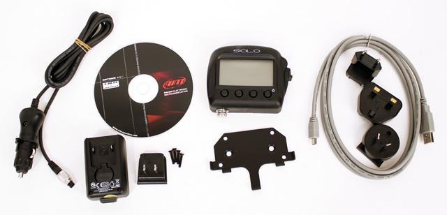 Mychron Solo GPS Laptimer