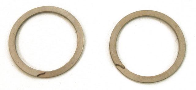 15. Yamaha Spiral Lock Circlip, Pair