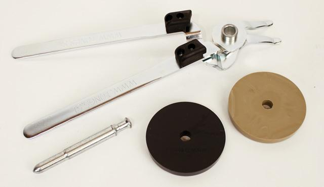 Tire Pryr Kit for 5 inch Wheels, Tire Removal and Mounting Tool